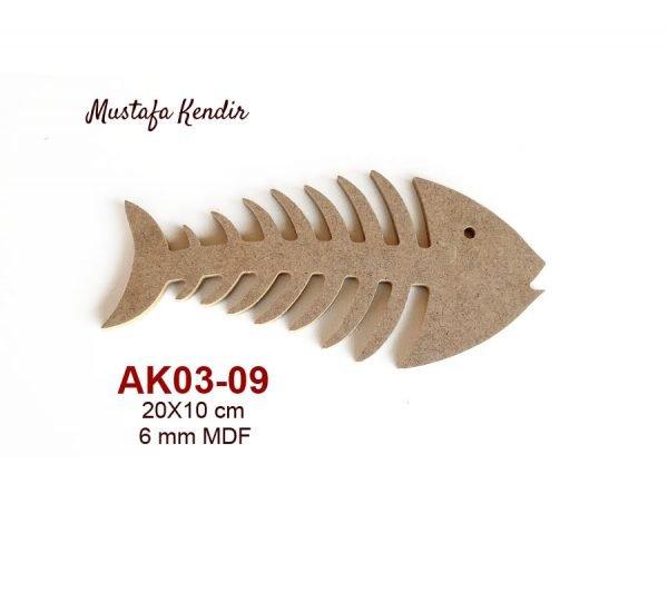 AK03-09 Kılçık