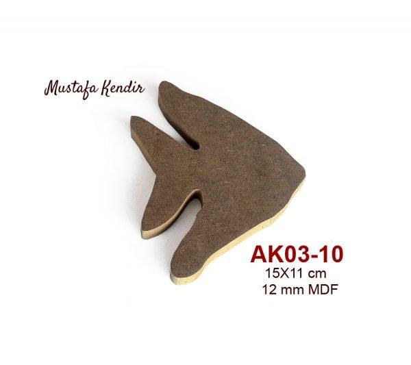 AK03-10 Melek Balığı