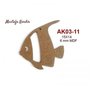 AK03-11 Balık
