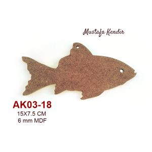 AK03-18 Balık