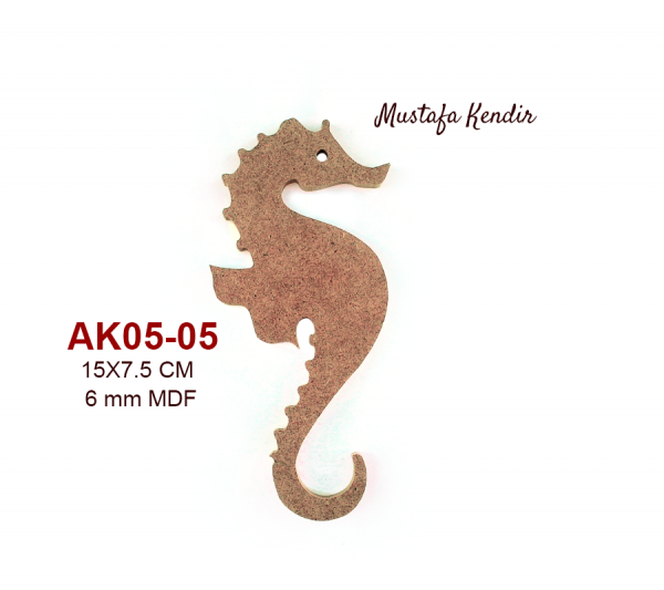 Ak05 05 Deniz Atı Mustafa Kendir