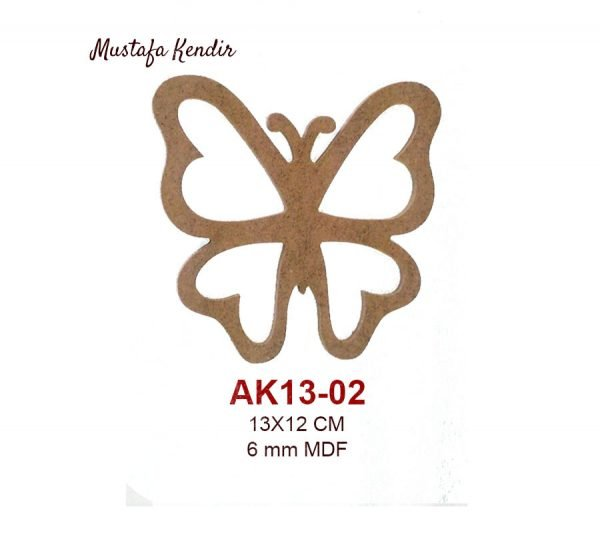 AK13-02-KELEBEK
