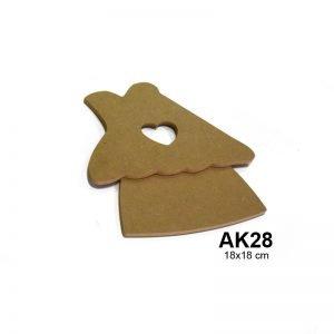 AK28 Kulübe