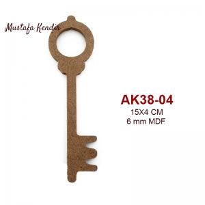AK38-04 Anahtar 5