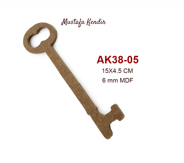 AK38-05 Anahtar