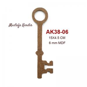 AK38-06 Anahtar 6
