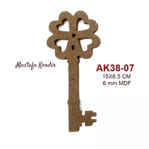 AK38-06 Anahtar 5