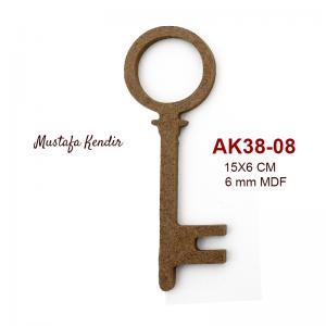AK38-06 Anahtar 4