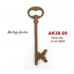 AK38-09 Anahtar