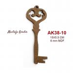 AK38-09 Anahtar 1