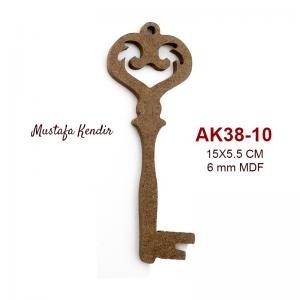 AK38-06 Anahtar 3