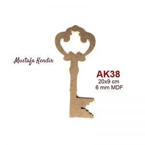 AK38 Anahtar 3