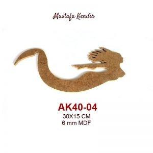 AK40-04 Deniz Kızı