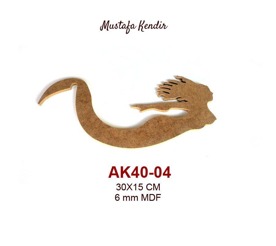 Ak40 04 Deniz Kizi Mustafa Kendir
