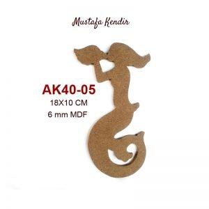 AK40-05 Deniz Kızı
