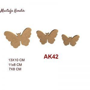 AK42 Üçlü Kelebek 1