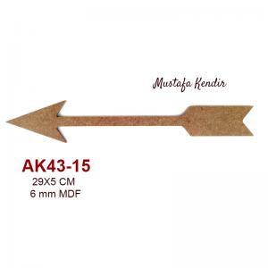 AK43-15 Ok
