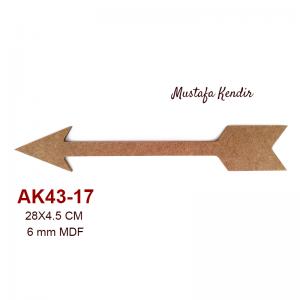 AK43-17 Ok