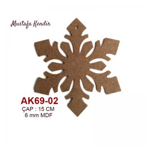 AK69-02 Kar Tanesi 3