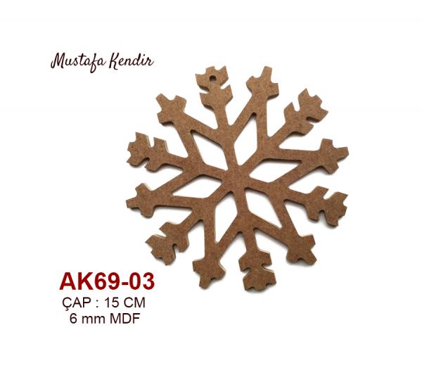AK69-03-KAR-TANESİ