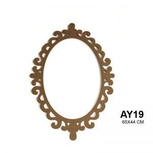 AY19 Oval Ayna
