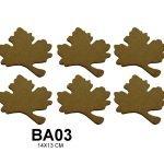 BA03 Çınar Bardak Altlığı