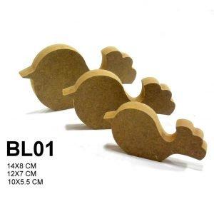 BL01 Kuş Biblo 2