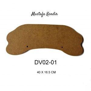 DV02-01 Kapı Süsü
