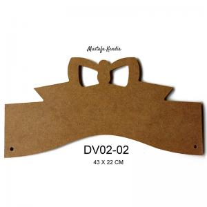 DV02-02 Kapı Süsü