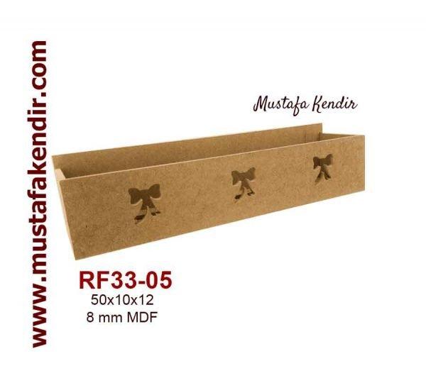RF33-05 Fiyonk Kutu Raf