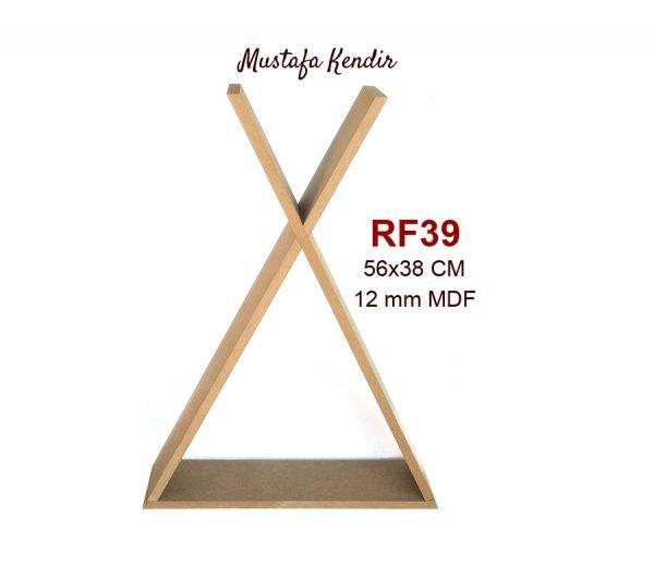 RF39 Çadır Raf