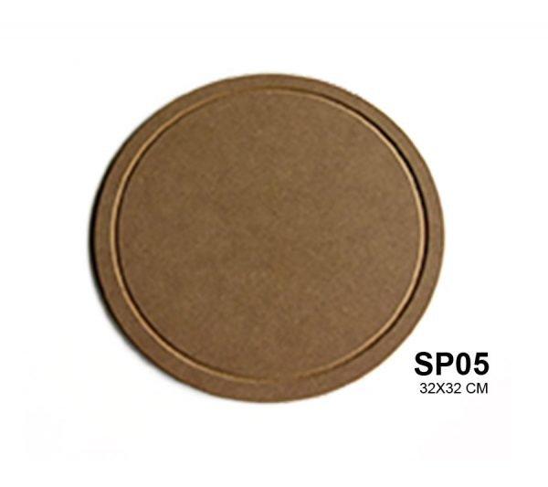 SP05 Yuvarlak Supla