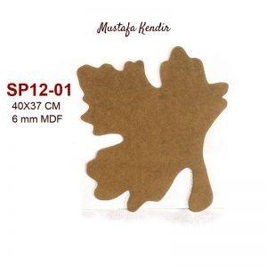 SP12-01 Çınar Yaprağı