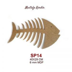 SP14 Kılçık Supla