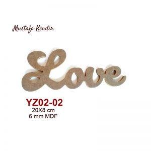 YZ02-02 Love