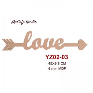 YZ02-03 Love Ok