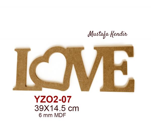 YZ02-07 Love