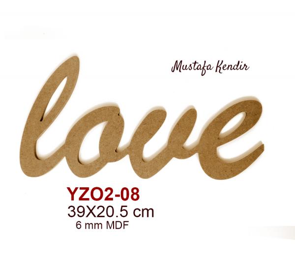 YZ02-08 Love