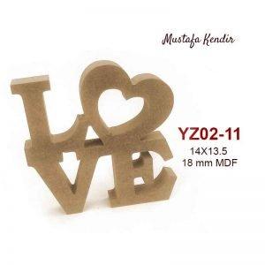 YZ02-11 Love