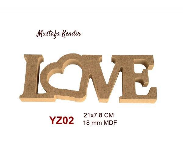 YZ02 Love