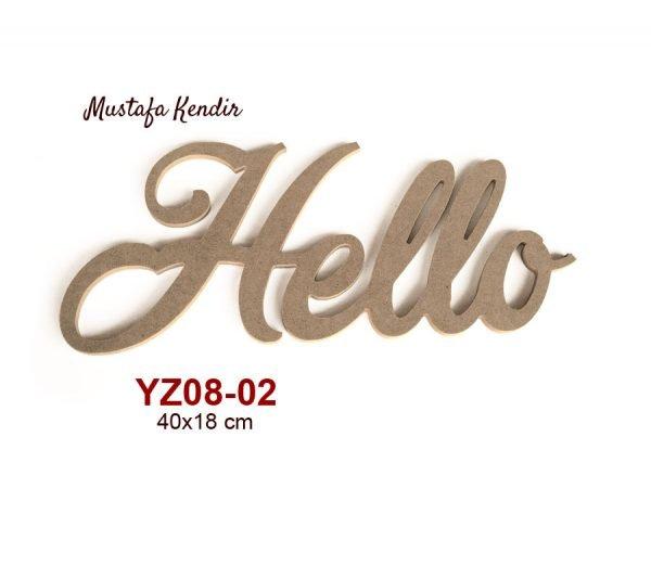 YZ08-02 Hello