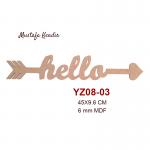 YZ08-03 Hello Ok