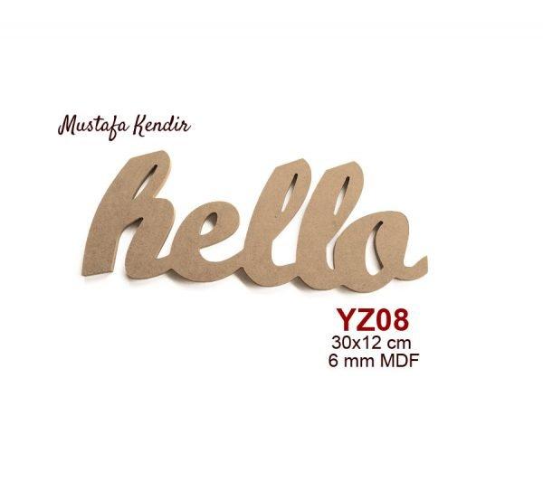 YZ08 Hello