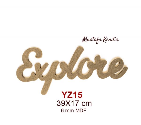 YZ15 Explore