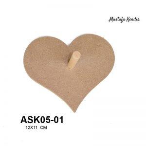 ASK05-01 Kalp Askı