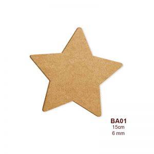 Yıldız Bardak Altlığı BA01