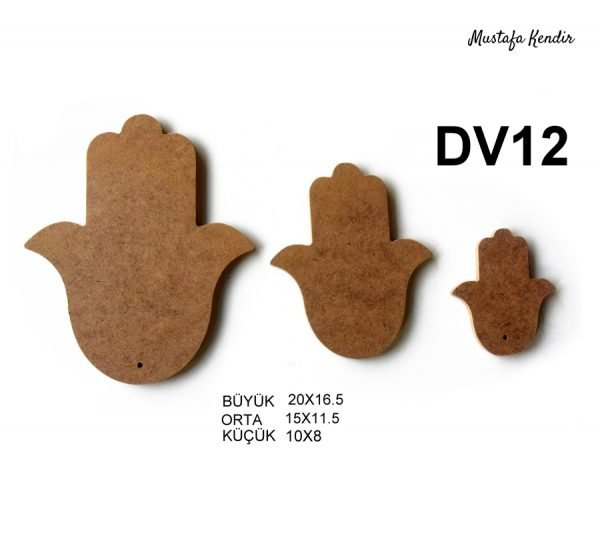 DV12 Fatma Ana Eli