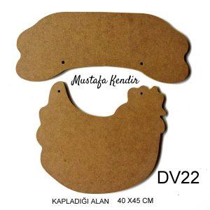 DV22 Tavuk