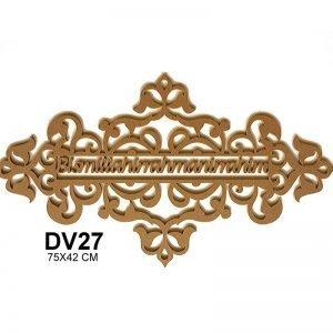 DV27 Besmele