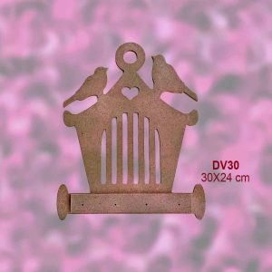 DV30 Kulübe Anahtarlık 3